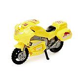 Робот-трансформер «Мотоцикл», цвета МИКС, фото 9