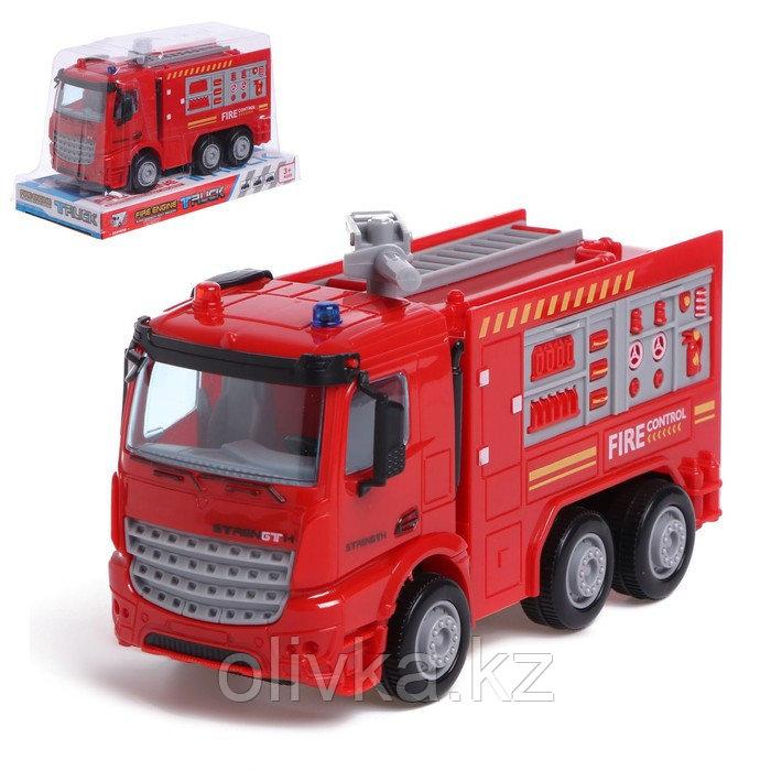 Машина инерционная «Пожарная служба»