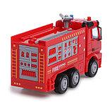 Машина инерционная «Пожарная служба», фото 3