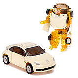 Робот - трансформер «Автомобиль», с металлическими элементами, МИКС, фото 4