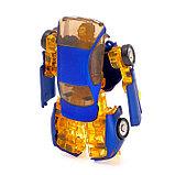 Робот - трансформер «Автомобиль», с металлическими элементами, МИКС, фото 6