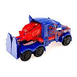 Робот-трансформер «Оптимус», цвета МИКС, фото 6