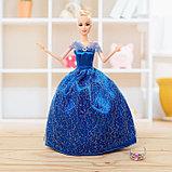 Кукла модель шарнирная «Виктория» в пышном платье, с аксессуарами, МИКС, фото 2