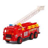 Машина инерционная «Пожарная», фото 2