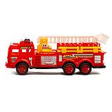 Машина инерционная «Пожарная», фото 3