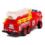 Машина инерционная «Пожарная», фото 4
