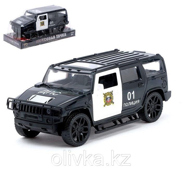 Джип инерционный «Полиция»