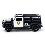 Джип инерционный «Полиция», фото 2