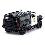 Джип инерционный «Полиция», фото 3