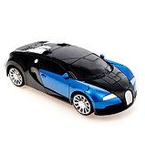 Машина-трансформер «Автобот», световые и звуковые эффекты, работает от батареек, цвета МИКС, фото 7