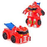 Робот - трансформер «Автобот», цвета МИКС, фото 2