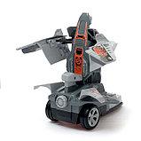 Робот «Самолёт», трансформируется, световые и звуковые эффекты, работает от батареек, цвета МИКС, фото 5