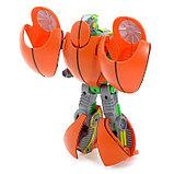 Робот-трансформер «Мяч баскетбольный», фото 3