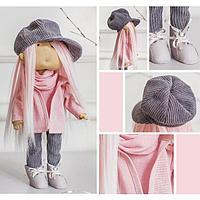 Интерьерная кукла «Бриджит» набор для шитья 15,6 × 22.4 × 5.2 см