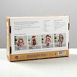 Интерьерная кукла «Ева» набор для шитья 15,6 × 22.4 × 5.2 см, фото 4