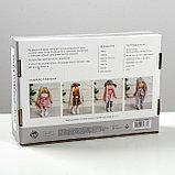 Интерьерная кукла «Коринн» набор для шитья 15,6 × 22.4 × 5.2 см, фото 4