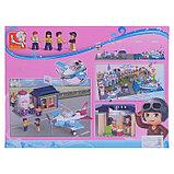 Конструктор «Розовая Мечта: авиаклуб», 284 детали, фото 2
