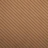 """Бумага упаковочная, """"Люрекс"""", крафт, черная, 50 х 70 см, фото 2"""