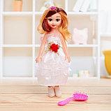 Кукла «Даша» в платье, с аксессуарами, со звуком, фото 8