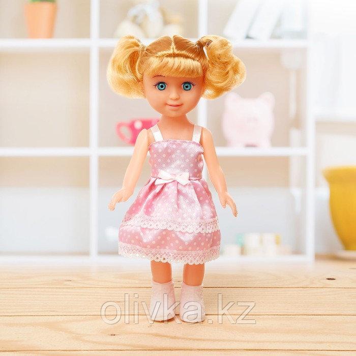 Кукла «Маша» в платье.
