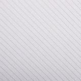"""Бумага упаковочная, """"Люрекс"""", крафт белый, розовая, 50 х 70 см, фото 2"""