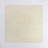 """Кардсток """"Натуральный беж"""", 30 × 30 см, фото 2"""