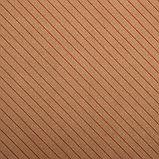 """Бумага упаковочная, """"Люрекс"""", крафт, красная, 50 х 70 см, фото 2"""