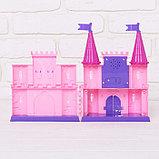Замок для кукол «Кукольный замок» с аксессуарами, световые и звуковые эффекты, фото 6
