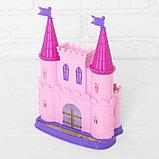 Замок для кукол «Кукольный замок» с аксессуарами, световые и звуковые эффекты, фото 8