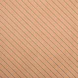 """Бумага упаковочная, """"Люрекс"""", крафт, зеленая, 50 х 70 см, фото 2"""