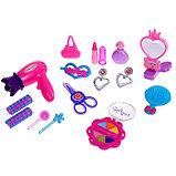 Набор парикмахера в чемодане, 15 предметов, МИКС, фото 8