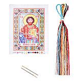 """Набор для вышивания крестиком """"Святой Мученик Максим"""" размер основы 21,5*29 см, фото 2"""
