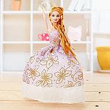 """Кукла модель """"Анита"""" в бальном платье, МИКС, фото 2"""