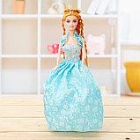"""Кукла модель """"Анита"""" в бальном платье, МИКС, фото 3"""