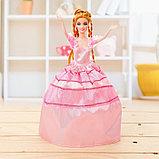 """Кукла модель """"Анита"""" в бальном платье, МИКС, фото 4"""
