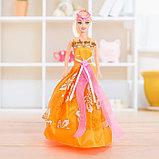 """Кукла модель """"Анита"""" в бальном платье, МИКС, фото 6"""