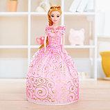 """Кукла модель """"Анита"""" в бальном платье, МИКС, фото 7"""