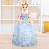 """Кукла модель """"Анита"""" в бальном платье, МИКС, фото 8"""