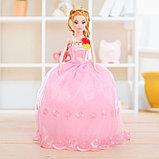 """Кукла модель """"Анита"""" в бальном платье, МИКС, фото 9"""