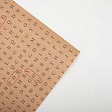 Бумага упаковочная крафтовая For you 50х70 см, фото 3