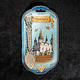 Ложка сувенирная «Тобольск», под серебро, фото 4