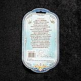Ложка сувенирная «Тобольск», под серебро, фото 5