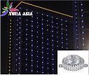 Пиксельный светильник с прозрачными вафельными шариками 12Вт Теплый белый, фото 9