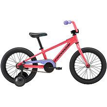 Велосипед Cannondale 16 M Kids Trail SS - 2019 COR-coral-violet tonic