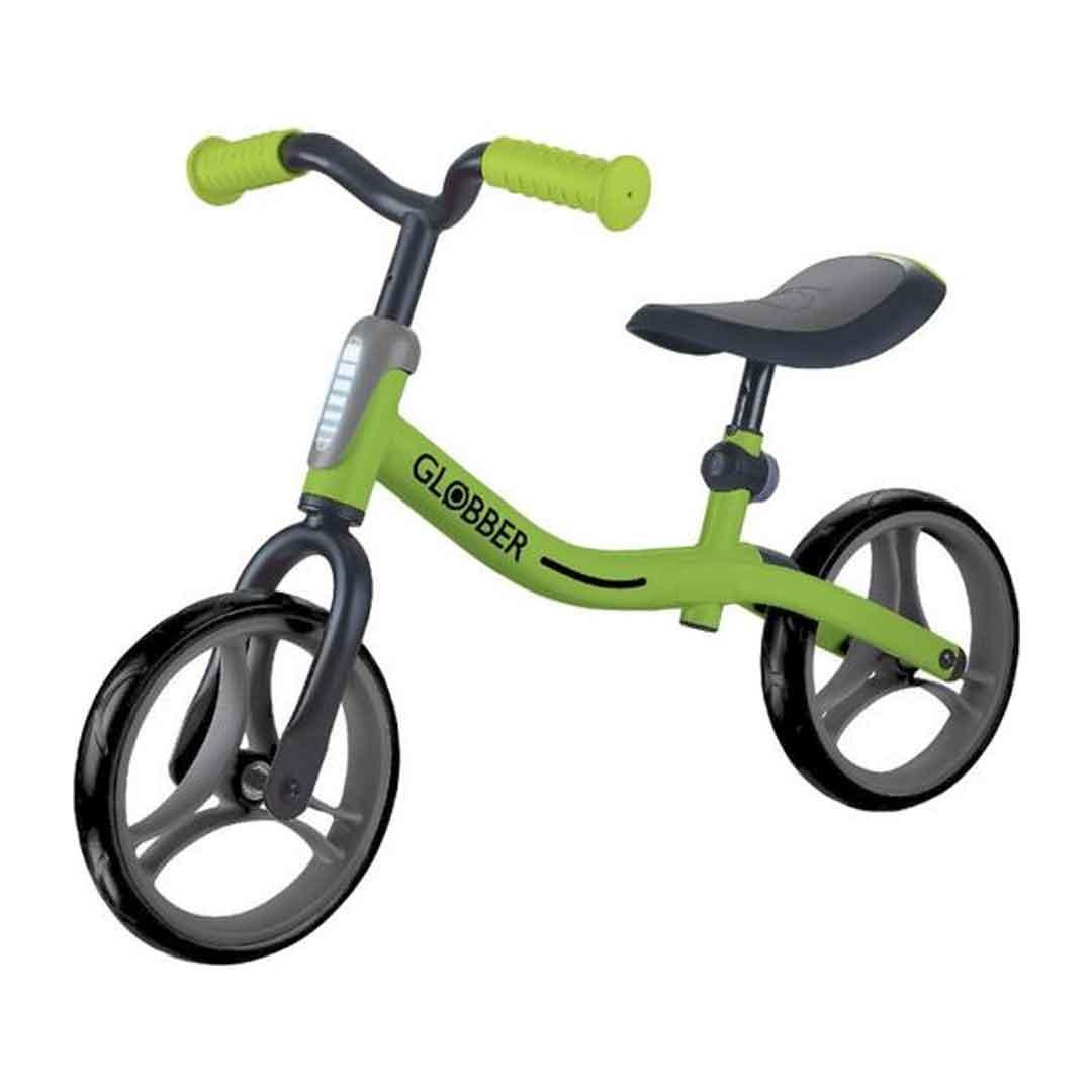 Globber беговел Go Bike, Lime-Green