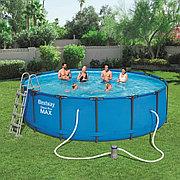 Каркасный бассейн круглый 457х122 см, Bestway 56438