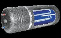 Горизонтальный бойлер косвенного нагрева в комплекте с ТЭНом 2кВт и кронштейнном WW-100