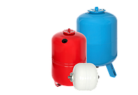 Мембранные баки для систем отопления 80л WRV-80