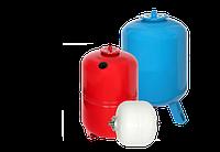 Мембранные баки для систем водоснабжения 50л горизонтальный WAO-50 (гор)