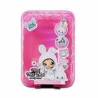 NA! Na! Na! Surprise - мягкие куклы с животным-помпоном-сумочкой  серия 2 Миша Мышь от MGA